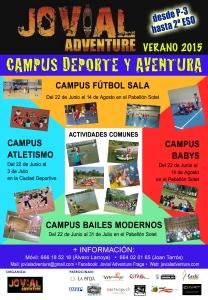 Jovial- Campus VERANO